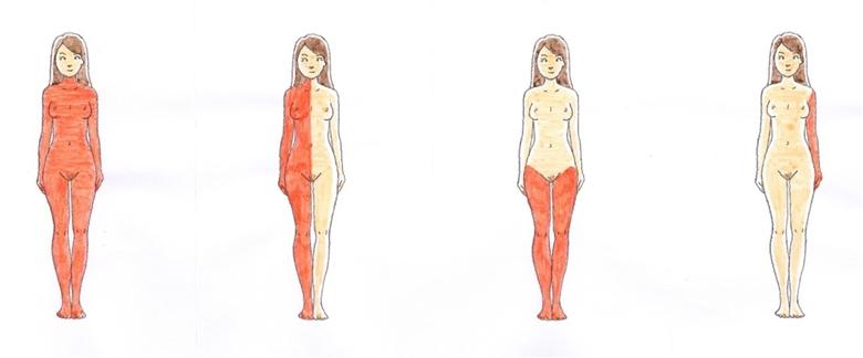 脊髄損傷の分類