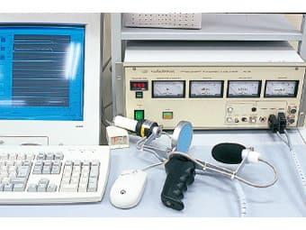 発声・発語検査装置